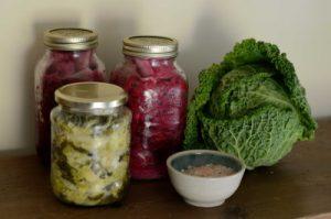 Zdravé stravování - kvašená zelenina