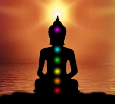 Čakry - meditace