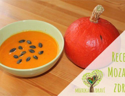 Dýňová polévka – pohlazení pro podzimní čas