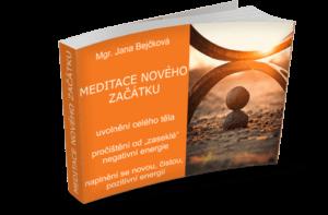 Meditace nového začátku
