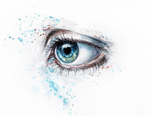 Dobrý zrak = oční svaly vdobré kondici