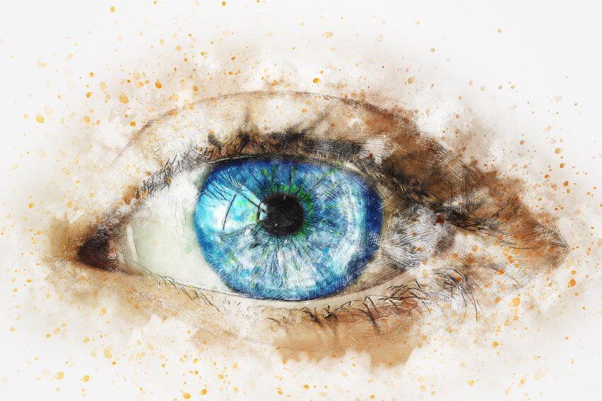 Oko - oční svaly mají vliv na kvalitu zraku