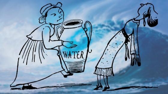 Proplachování nosu slanou vodou