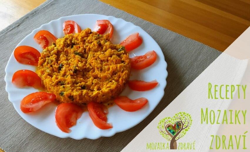 Dýně s mrkví a cuketou