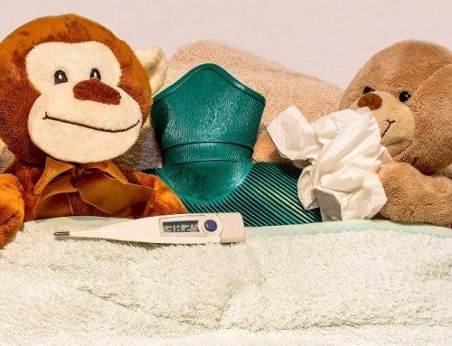 Přírodní rady na horečku a proč ji raději nesrážet