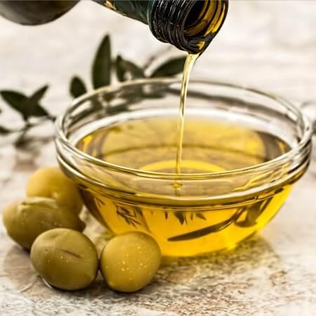 Očistná kúra olivovým olejem